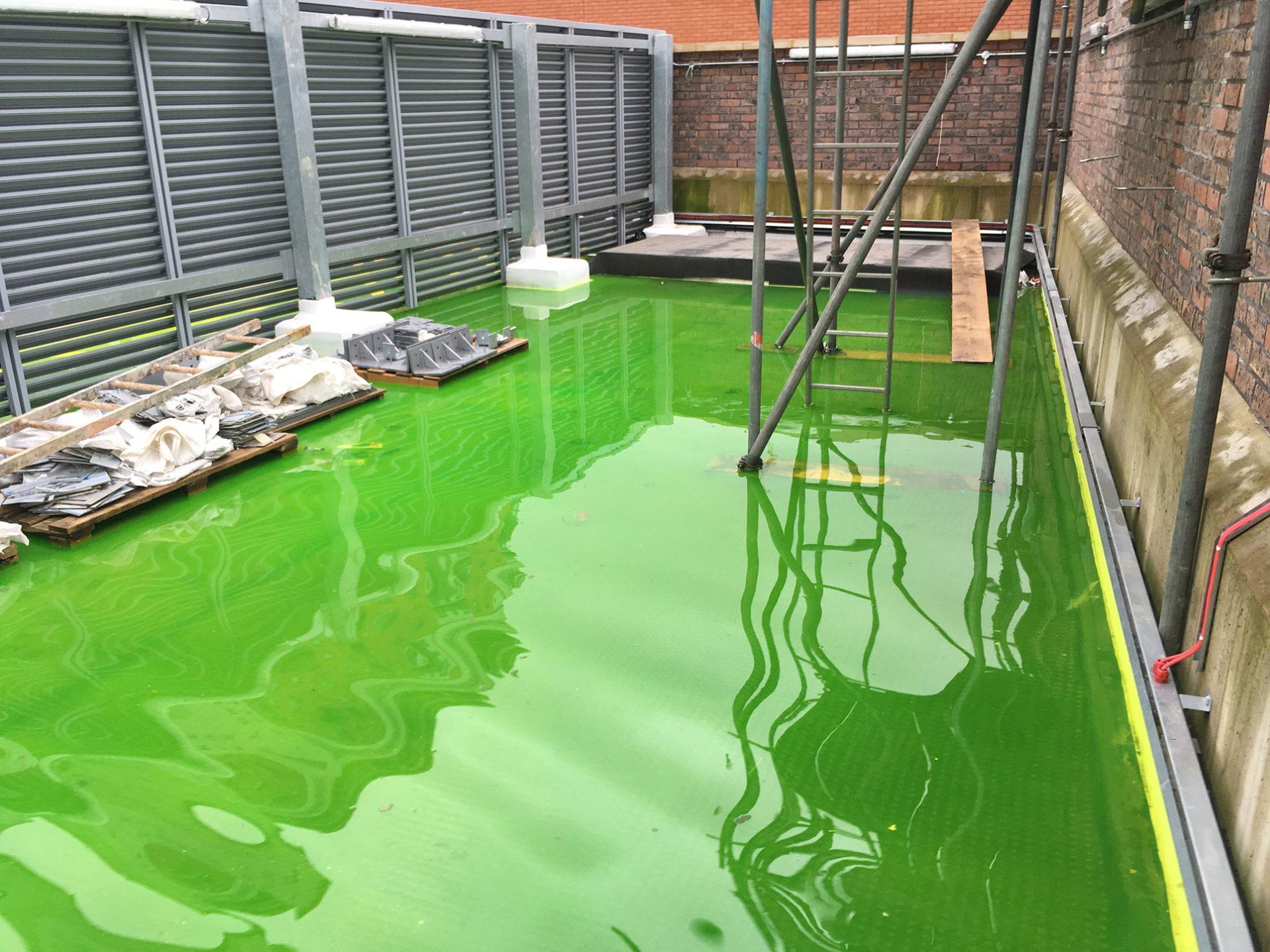 Flodd Testing - Leak Detection