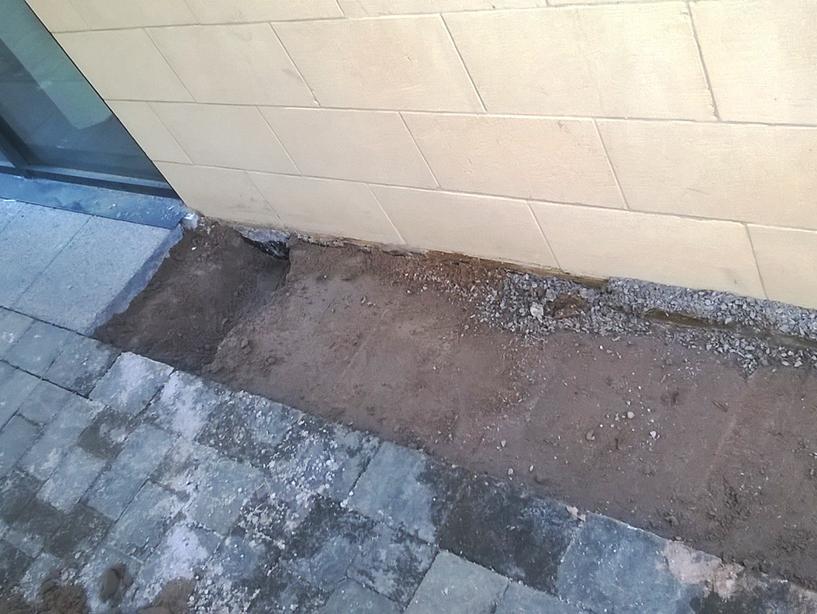 Buried Membranes - Leak detection