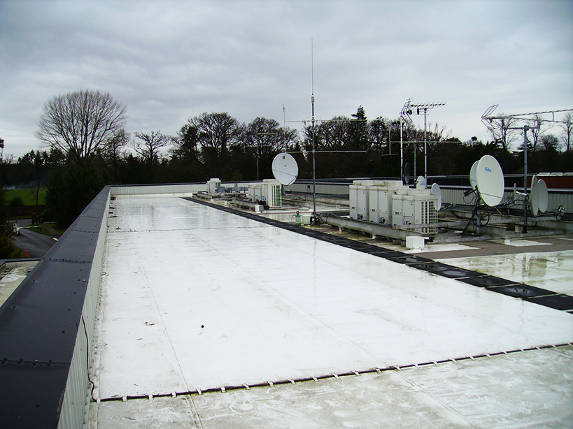 Roof Cleaning & Annual Inspections