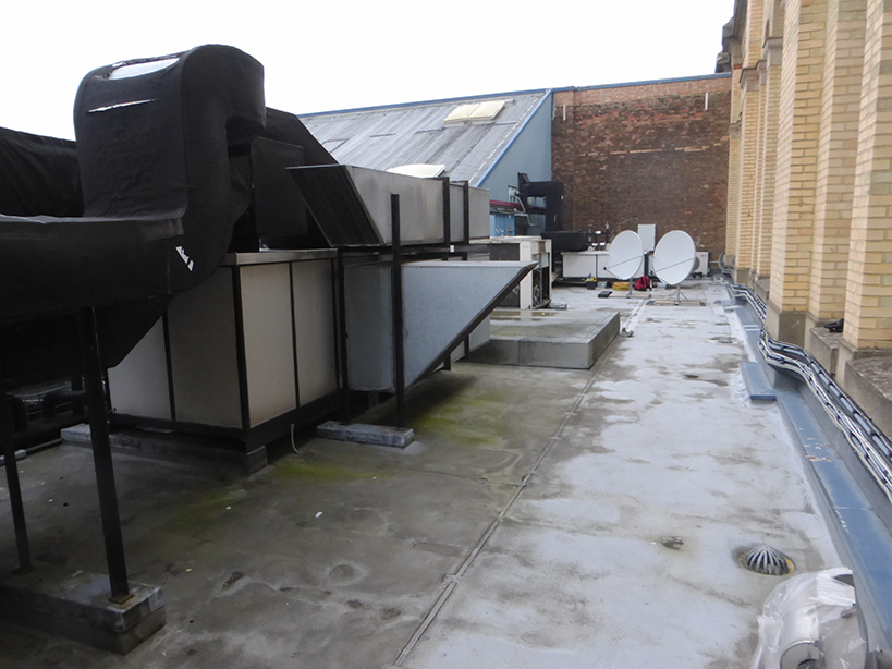 Roof Condition Surveys - Thornton Consulting