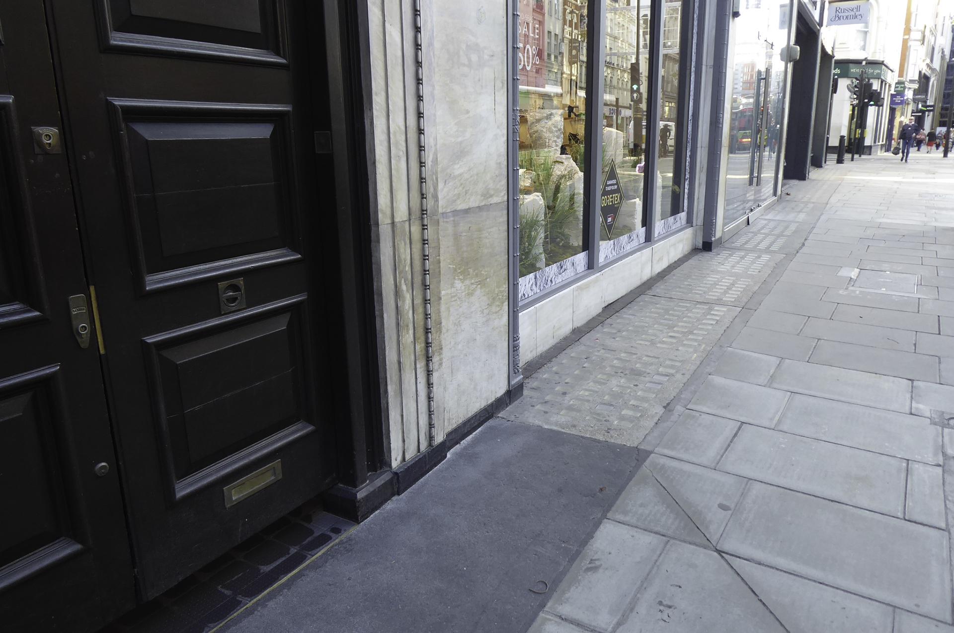 Pavement Light Leak detection