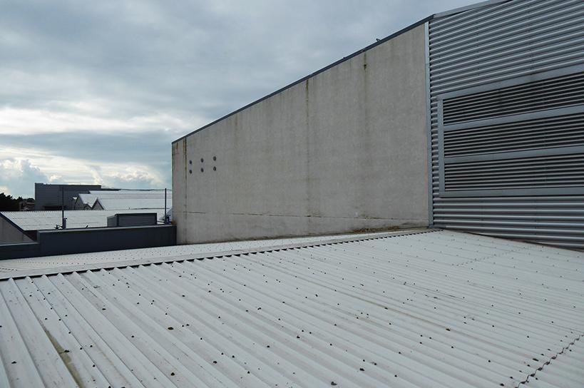 Sheet Metal Roof Leak Detection